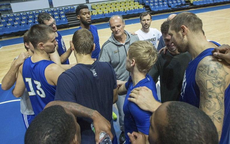 Khimki Basket: Dusko al mando de un rival renovado