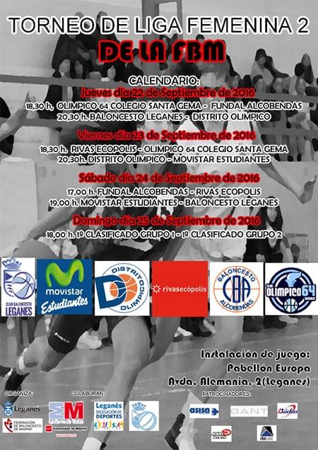 Movistar Estudiantes, a por el III Torneo FBM de Liga Femenina 2