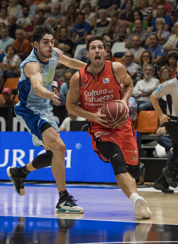 Valencia Basket no se deja aguar la fiesta (84-68)