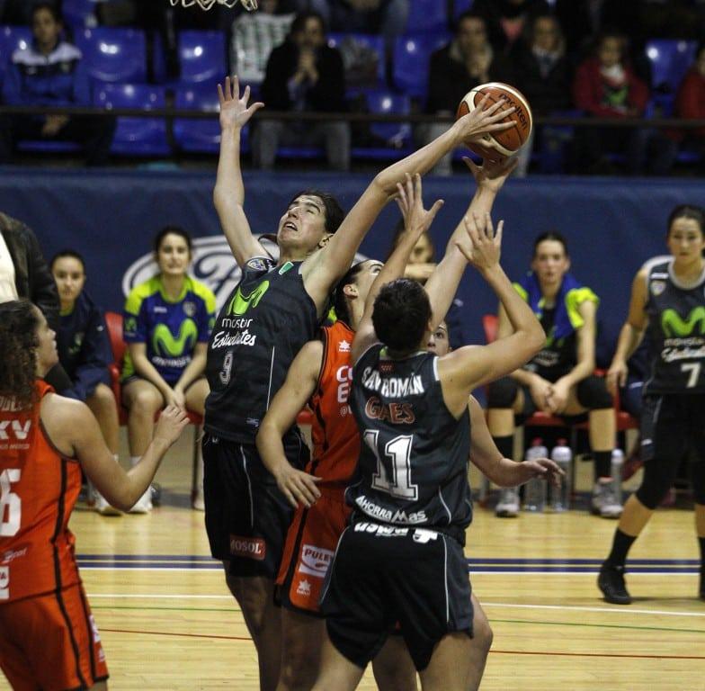 LF2: Las Women in Black vencen en el Magariños a un combativo Valencia Basket (82-66)