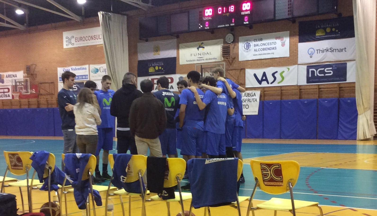 EBA: Nos sobró un minuto ante Alcobendas (69-64)