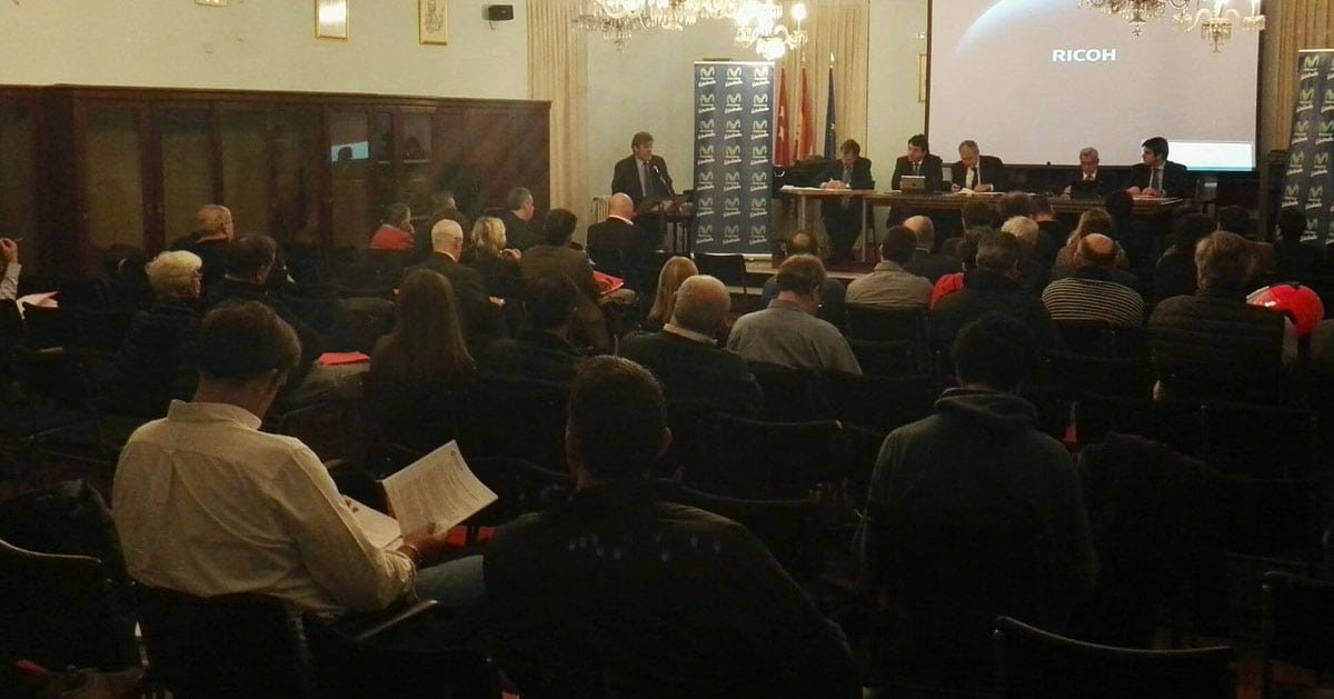 Junta Ordinaria y Extraordinaria de Accionistas del 20 de diciembre de 2016 del Club Estudiantes SAD