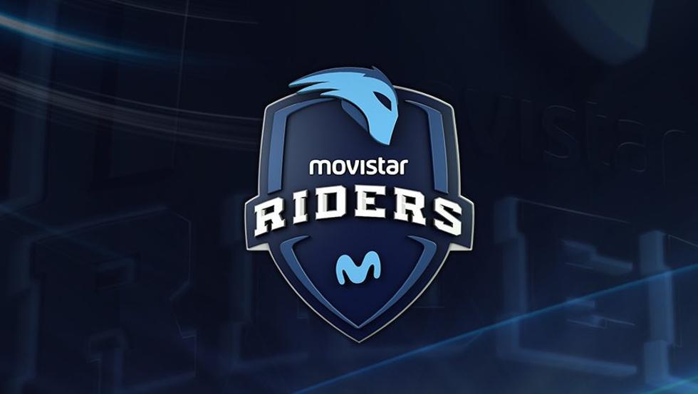 ¡Bienvenidos Movistar Riders! Los esports ya son azules