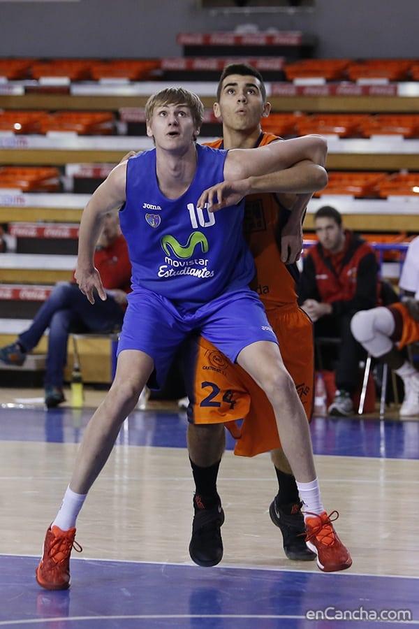 EBA: La cuarta, a domicilio y contra un filial ACB (54-58)
