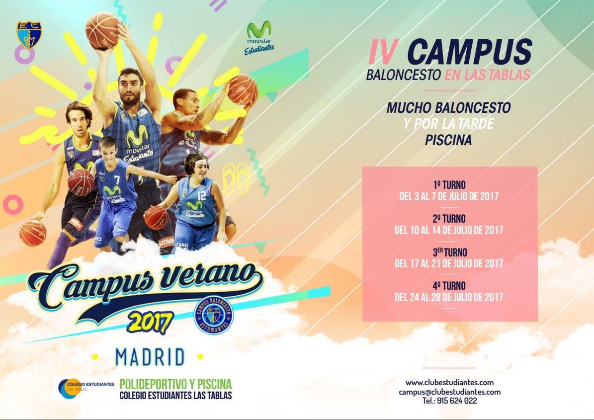 IV Campus BALONCESTO EN LAS TABLAS