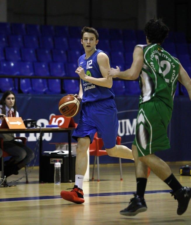 EBA: El filial recibe a Lujisa Guadalajara Basket, en el preámbulo de la Euroliga junior (Miércoles 8, 21.30h)