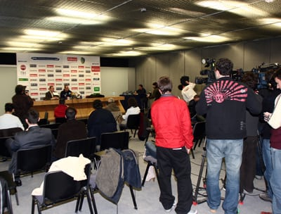 ADECCO ESTUDIANTES ATENDERÁ A LOS MEDIOS DE COMUNICACIÓN EN MÁLAGA