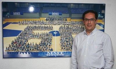 JUAN FRANCISCO GARCÍA, NUEVO PRESIDENTE DE MMT ESTUDIANTES