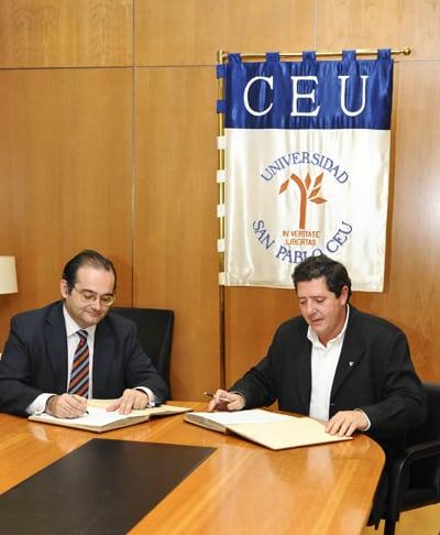 CLUB ESTUDIANTES Y USP-CEU UNIDOS POR LA ACTIVIDAD FÍSICA Y EL DEPORTE