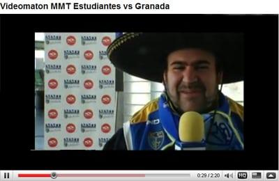 VIDEOMATÓN DEL MMT ESTUDIANTES- CB GRANADA