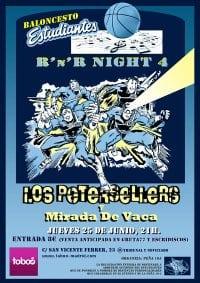 HOY JUEVES 25, ESTUDIANTES R´N´R NIGHT  IV CON PETERSELLERS