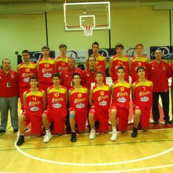 Cadetes del Estu, a por su Eurobasket