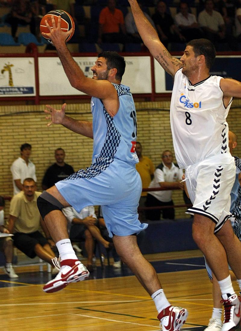 Vidaurreta jugará el Estudiantes-Gran Canaria 2014