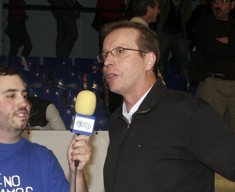 Nacho García analiza el Estudiantes LF-Perfumerías Avenida del sábado