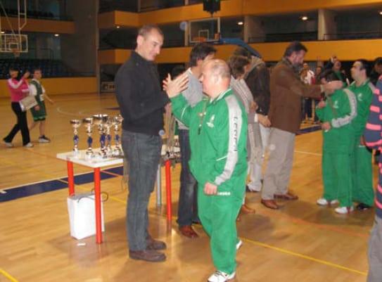 Magariños acogió el X Torneo de Navidad de la FSDM
