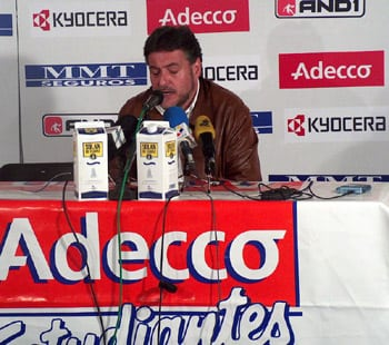 DECLARACIONES PARTIDO ADECCO ESTUDIANTES-RICOH MANRESA