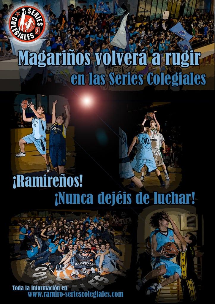 ¡Arrancan las Series Colegiales ACB 2010!