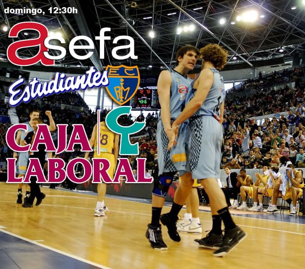"""Asefa Estu- Caja Laboral: ¡que empiece el """"show""""!  (domingo 12:30h)"""