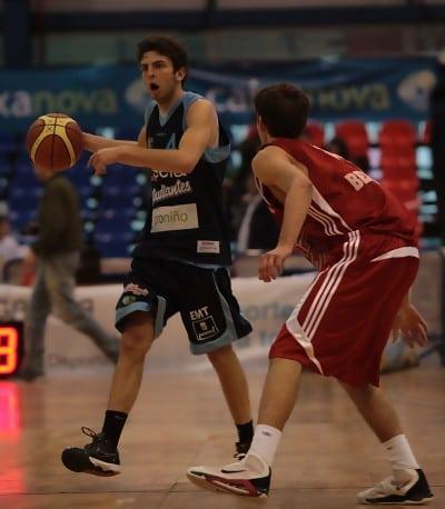 Vilagarcía Basket Cup: sextos