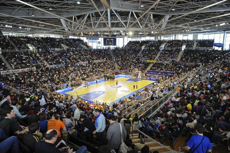 Unicaja-Asefa Estu, domingo 17; Asefa Estu-CB Murcia, sábado 24