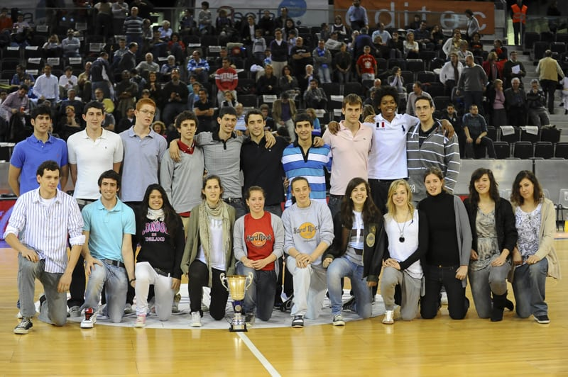 Campeonatos de España Junior, desde el martes