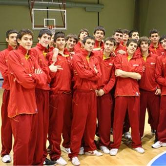 Europeo sub16: Rusia no pudo con España