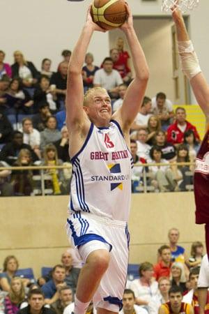 Pre-Eurobasket 2011: Gran Bretaña, clasificada