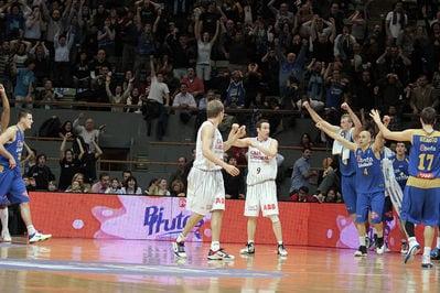 Queridos Reyes Magos: queremos ganar al campeón en la última jugada (72-70)