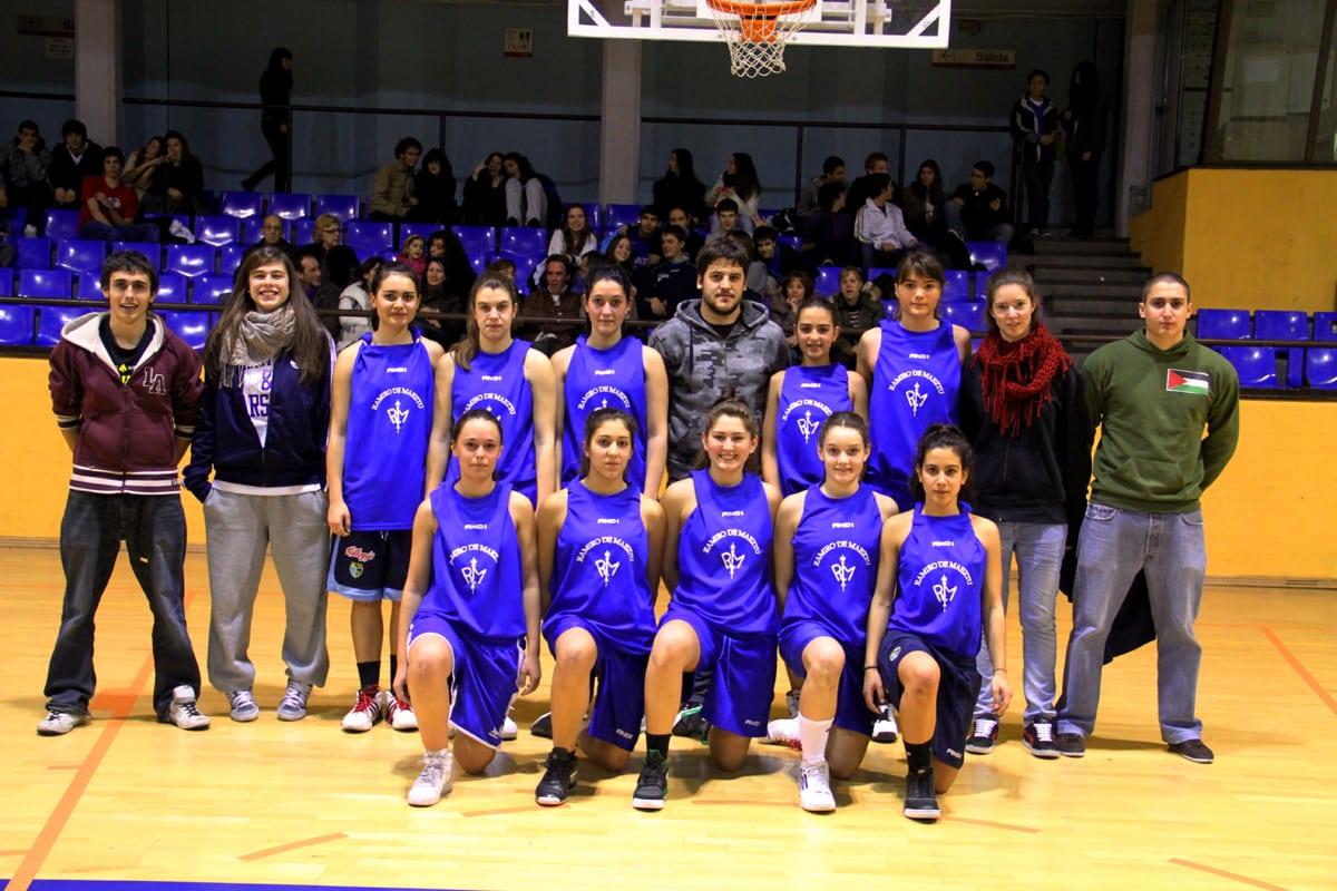Doblete del Ramiro en Series Colegiales – División Asefa Estudiantes