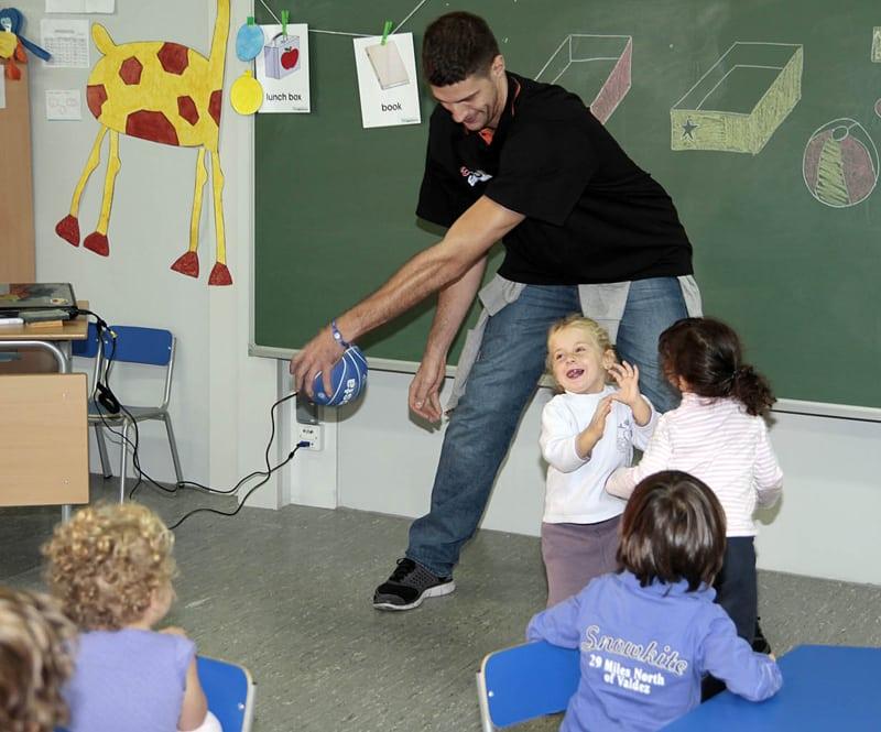 21 de marzo, apertura inscripción curso 2011-12 del colegio Estudiantes Las Tablas