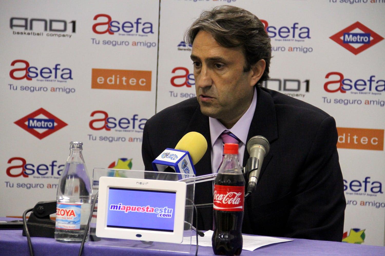 """Luis: """"El CAI juega parecido al Cedevita"""""""