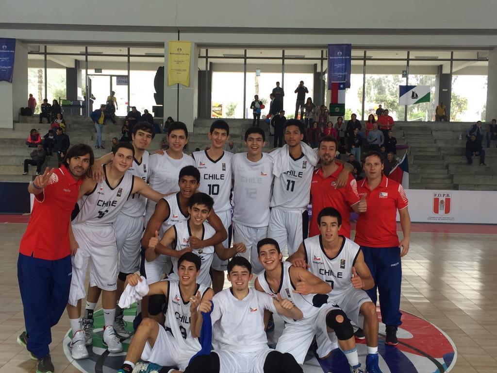 Ignacio Arroyo brilla con la U17M chilena y apunta al título