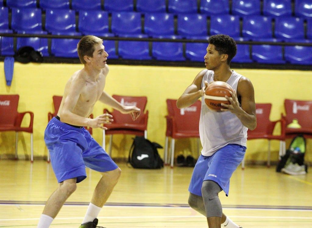 Derbi estudiantil internacional en Albacete: Tamayo vs Grytsak