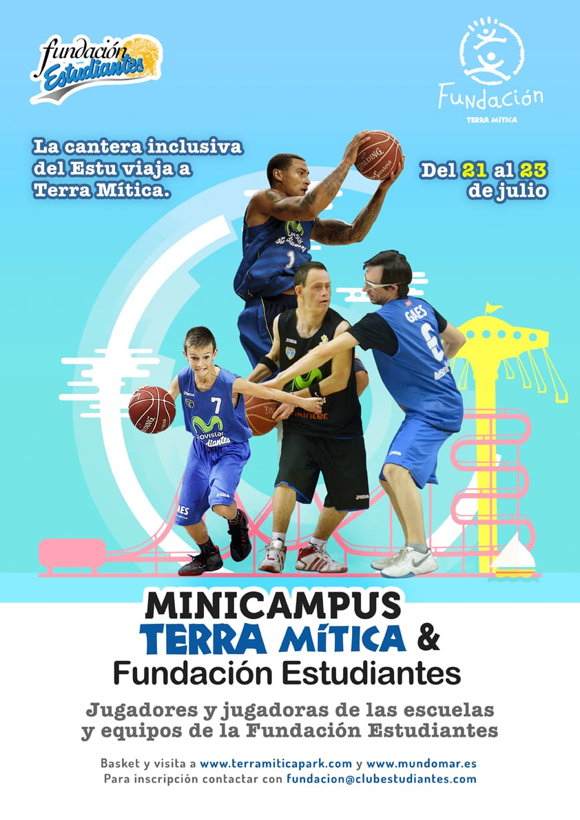 III Minicampus de Fundación Estudiantes y Fundación Terra Mítica