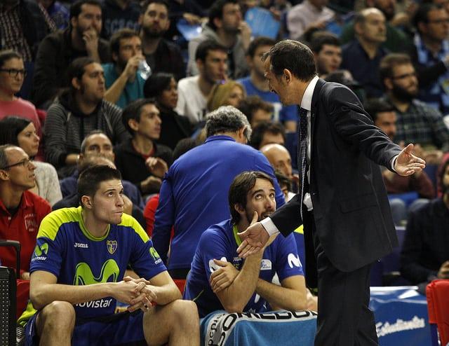 """Salva Maldonado: """"Divina Seguros Joventut ha merecido la victoria, han jugado con más deseo"""""""