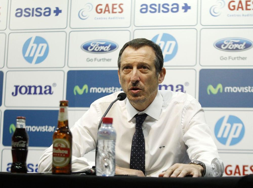 """Maldonado: """"Hemos hecho méritos para ganar, un partido compacto en defensa y aguantando las acometidas de Unicaja"""""""