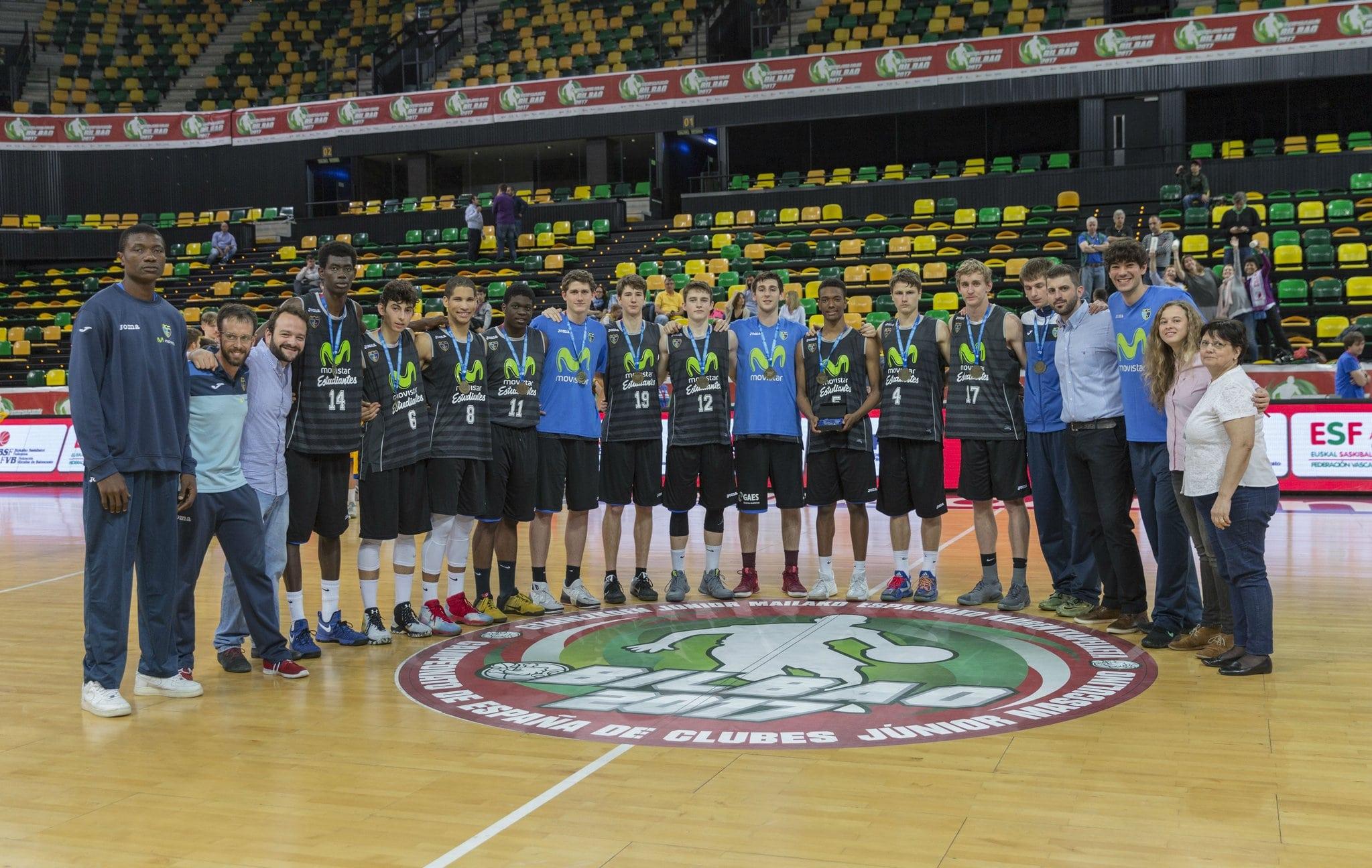 Brillante quinto puesto en el Campeonato de España Junior Masculino tras superar al Granca (60-72)