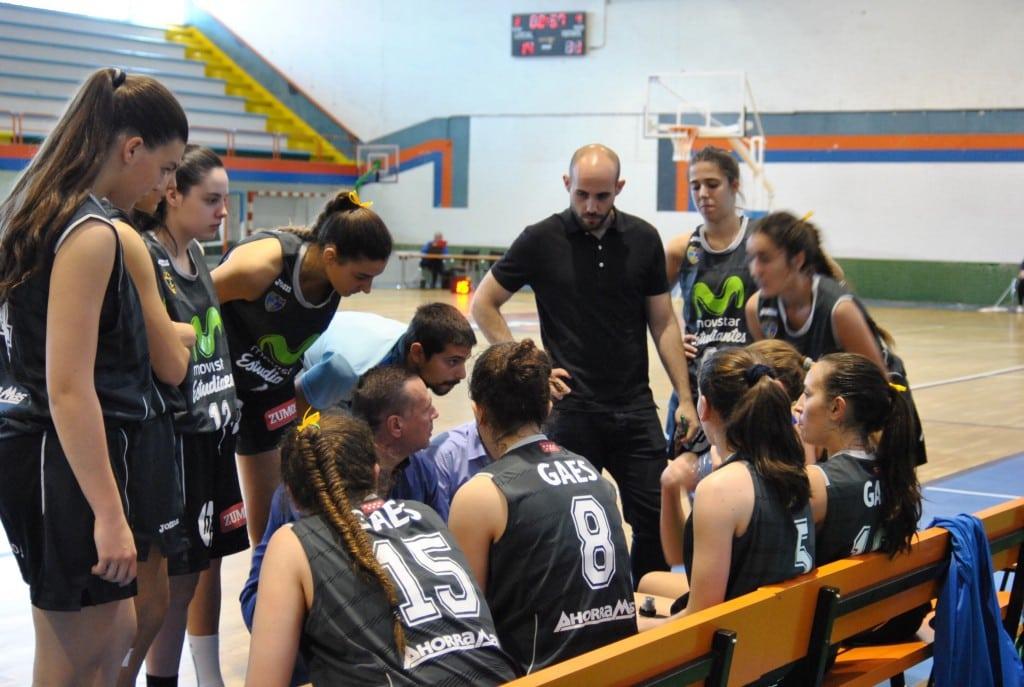 Falta de acierto en el estreno en el Campeonato de España Junior Femenino (51-75)