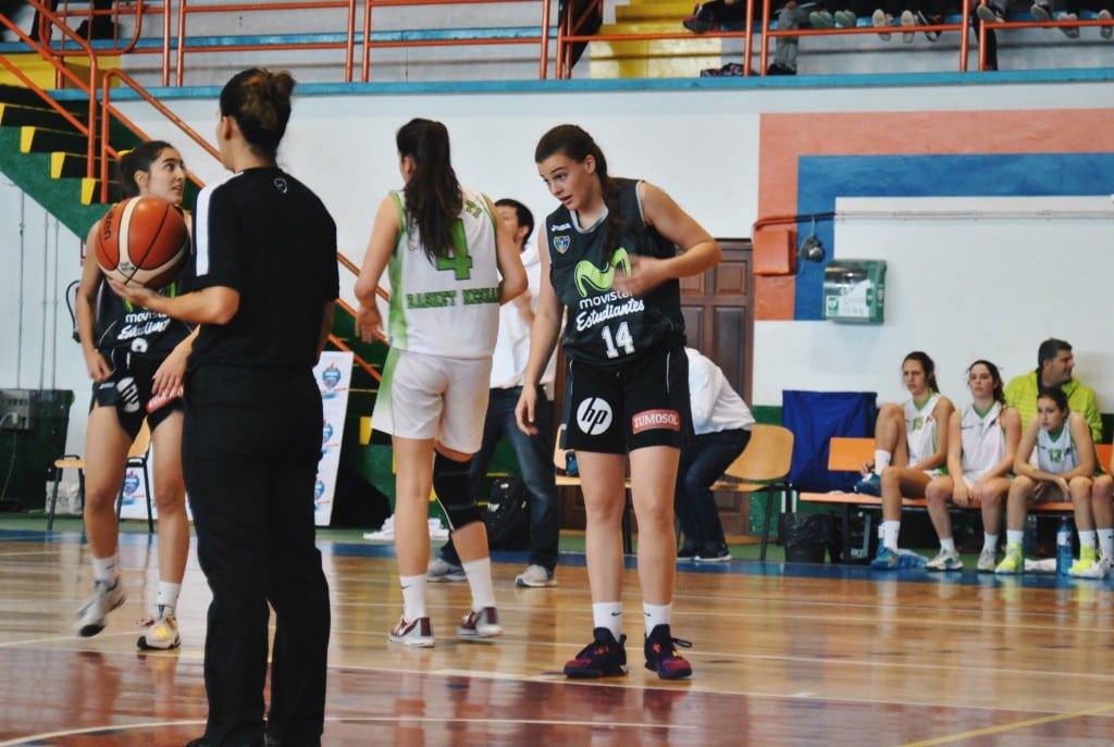 Clara victoria en la segunda jornada del Campeonato de España Junior Femenino (43-82)