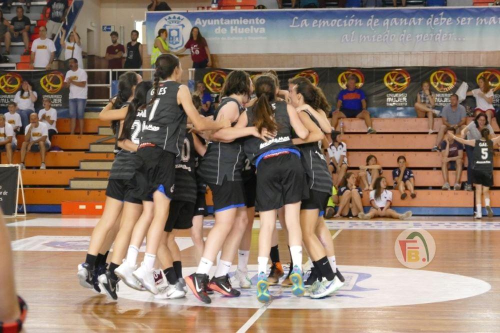 ¡A semifinales del Campeonato de España Cadete Femenino! La gran segunda parte nos da el pase ante Citylift GEiEG UniGirona