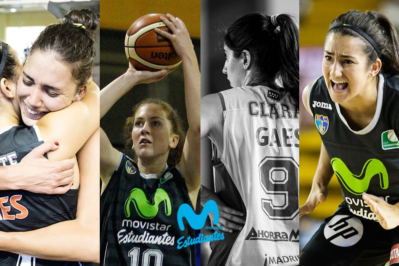 Manteniendo bloque para Liga Femenina: confirmadas las renovaciones de Mariana González, Irene San Román, Ale Quirante y Clara Rodríguez