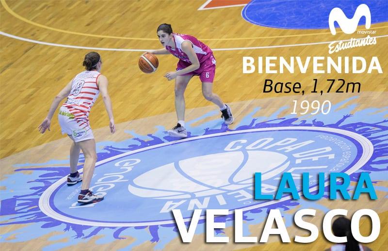 Laura Velasco vuelve a casa en Liga Femenina