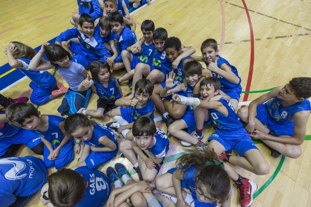 La Escuela de Baloncesto Movistar Estudiantes sigue creciendo: acuerdo con la JMD Chamartín