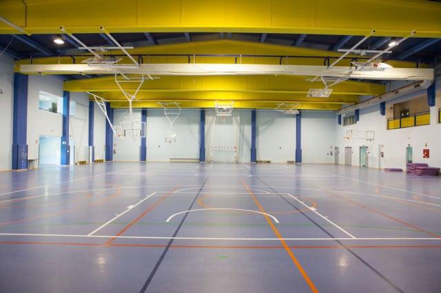 Escuela de Baloncesto Movistar Estudiantes sede Colegio Estudiantes Las Tablas