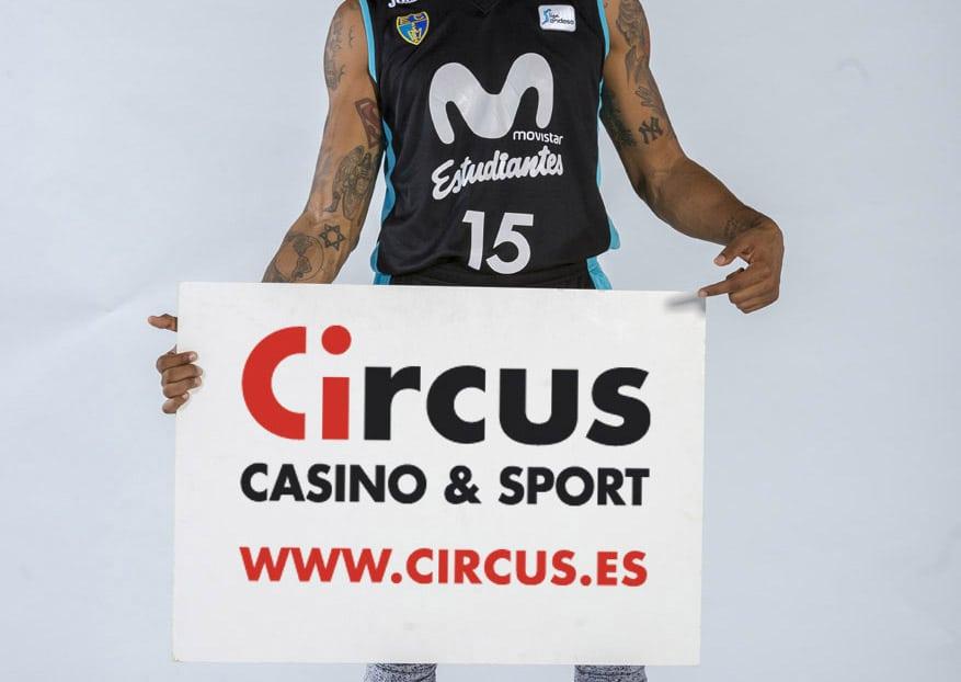 Circus.es apuesta por Movistar Estudiantes
