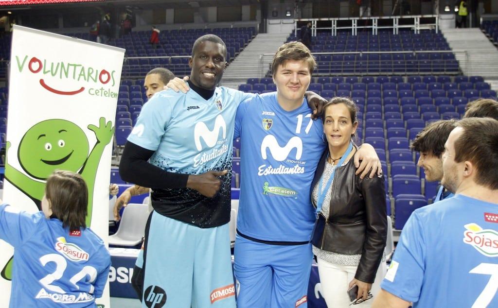 All Star Junior de Fundación Estudiantes, Cetelem y Down Madrid