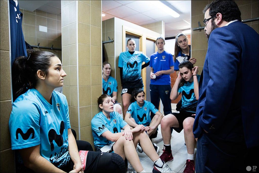 """Fito González: """"hay valores y actitudes innegociables en cualquier equipo de Movistar Estudiantes. Nos hemos desviado del camino"""""""