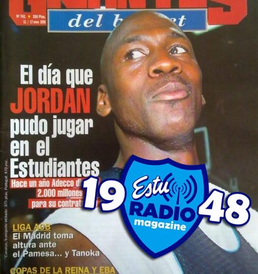 ¿Sabías que Michael Jordan pudo jugar en Estudiantes?