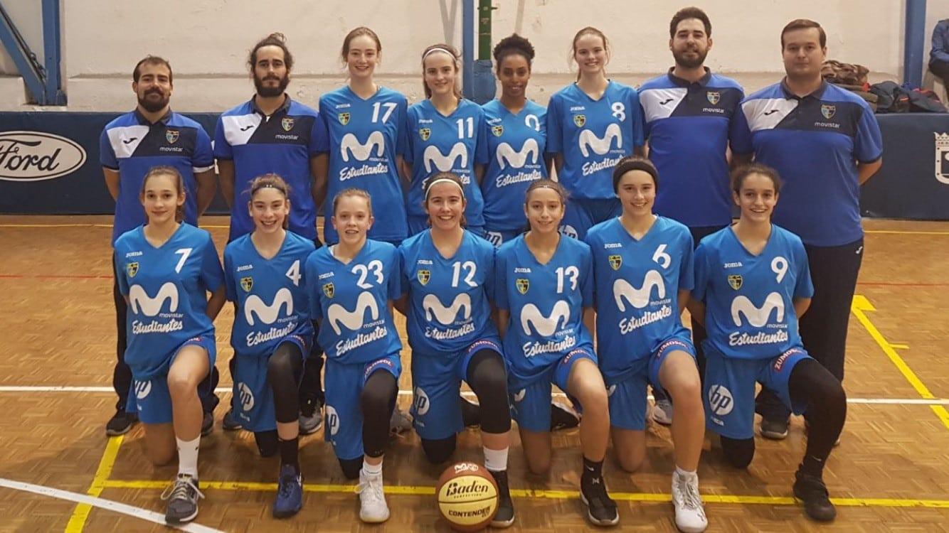 Minicopa Femenina 2018: Movistar Estudiantes estará en Zaragoza con tres días de altísimo nivel