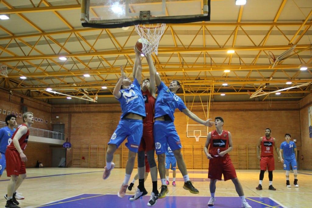 Horarios 23-25 febrero: ¿que no juega Movistar Estudiantes? 59 partidos, desde minibasket a los filiales y Liga Día